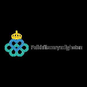 Folkhälsomyndigheten Logo
