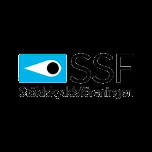 Svenska stöldskyddsföreningen Logo